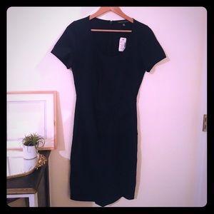 Saks 5th Avenue Navy Dress